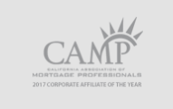CAMP Mortgage Professionals 2017 Affiliate of the Year